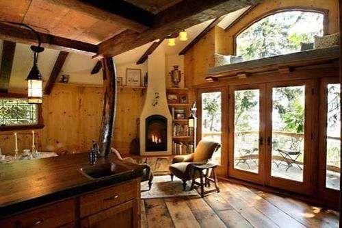 Деревянные дома по праву считаются